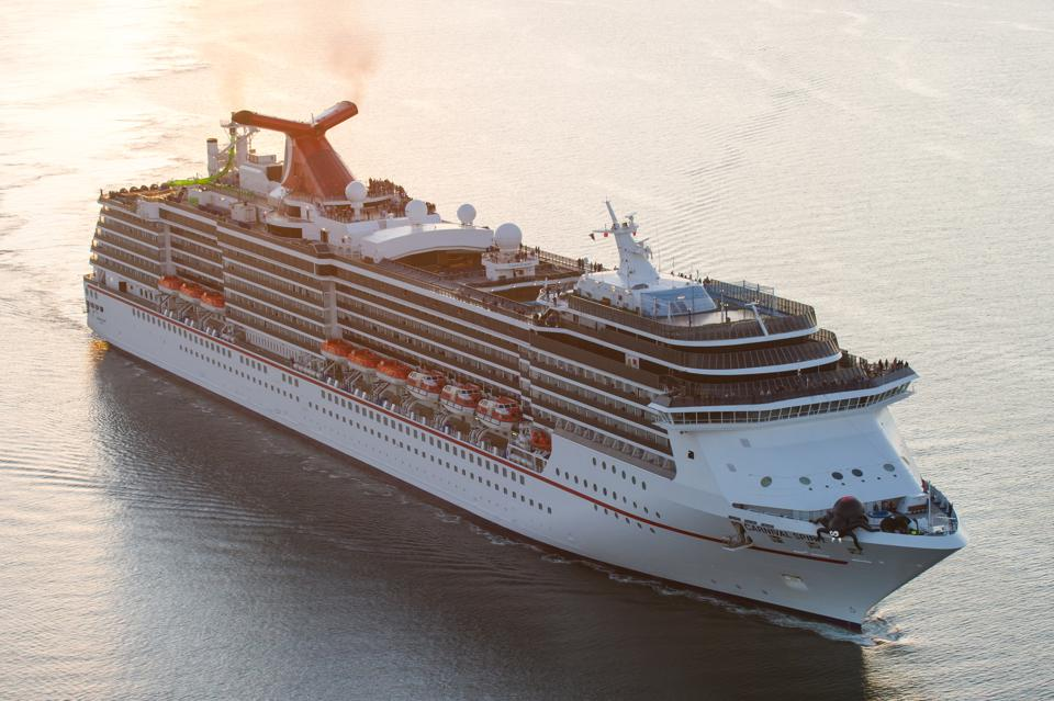 Carnival Cruise Line Celebrates Halloween In Sydney