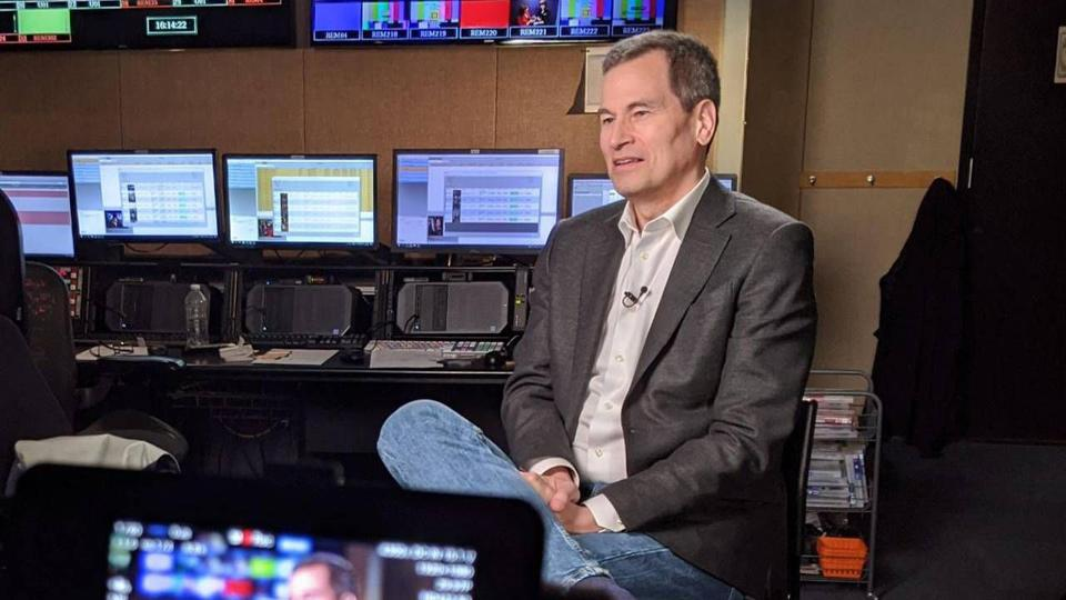 David Pogue, author of ″How to Prepare for Climate Change″