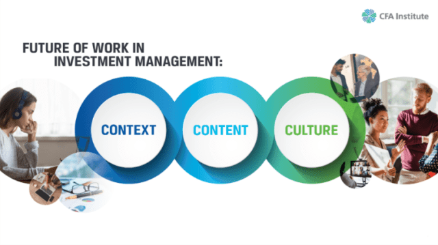 Tile for Future of Work in Investment Management: 2021 Report